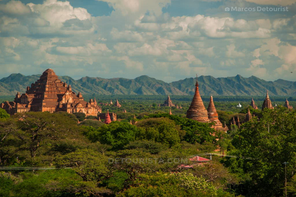 Bagan Buddhist temples