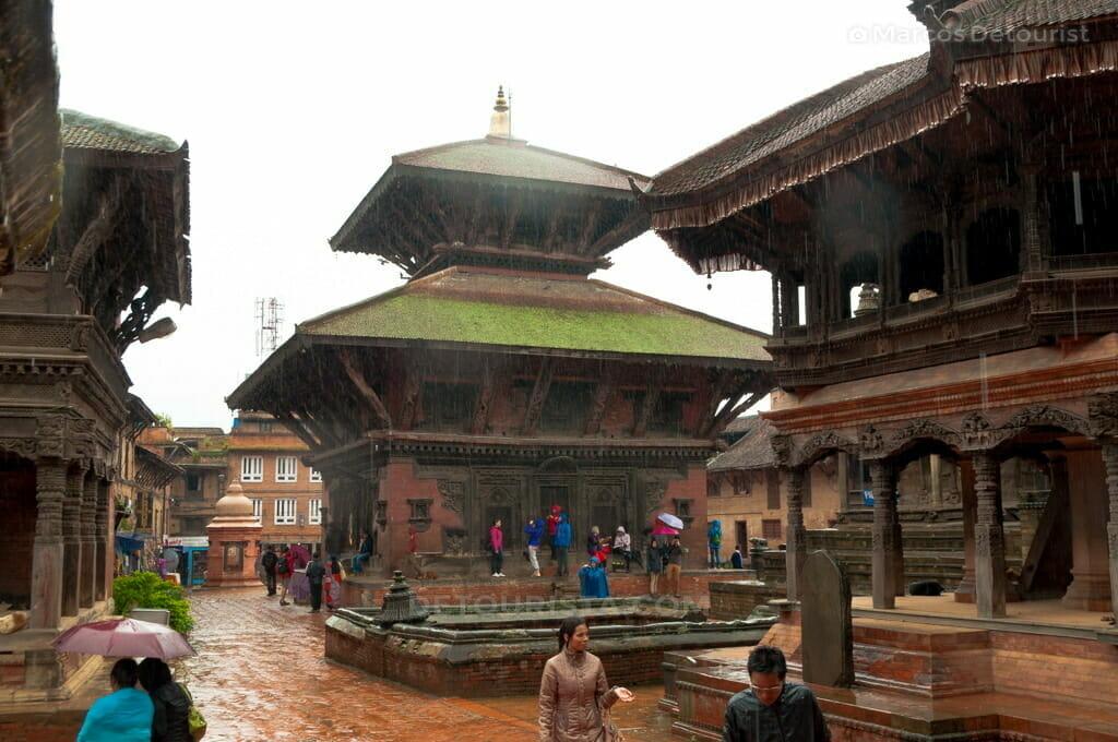 Bakhtapur Durbar Square