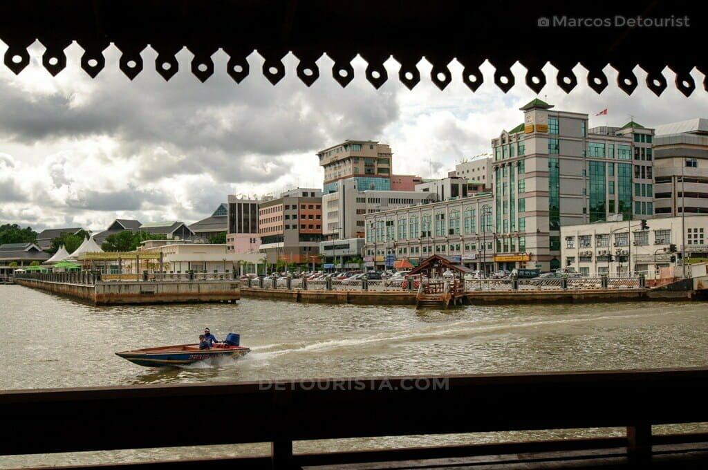 Bandar Seri Begawan City Center Riverside