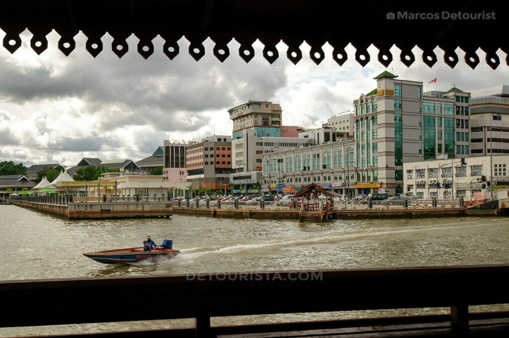 Bandar Seri Begawan City Center Riverside