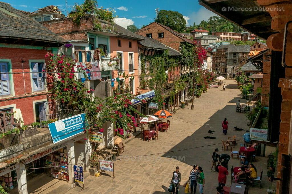 Bandipur Main Street
