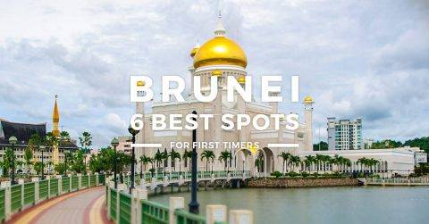 6 Best Places to Visit in Brunei for First-Timers