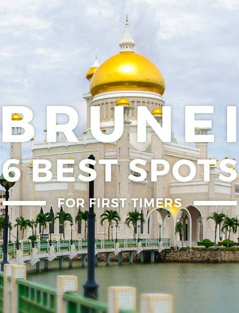 6 Places to Visit in Brunei + Things To Do for First-Timers