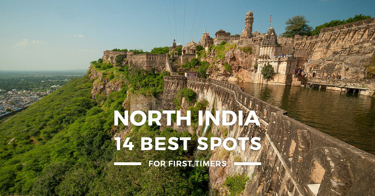 14 Places To Visit in India