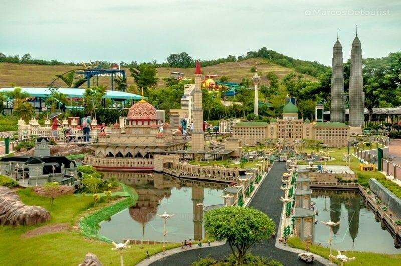 Legoland in Johor Bahru, Malaysia