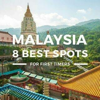 8 Best Places to Visit in Malaysia for First-Timers