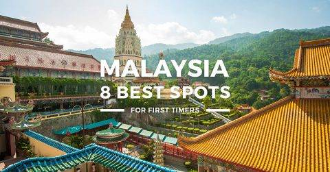 Malaysia – 8 Best Places To Visit for First-Timers