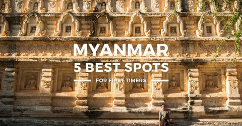 6 Places To Visit in Myanmar