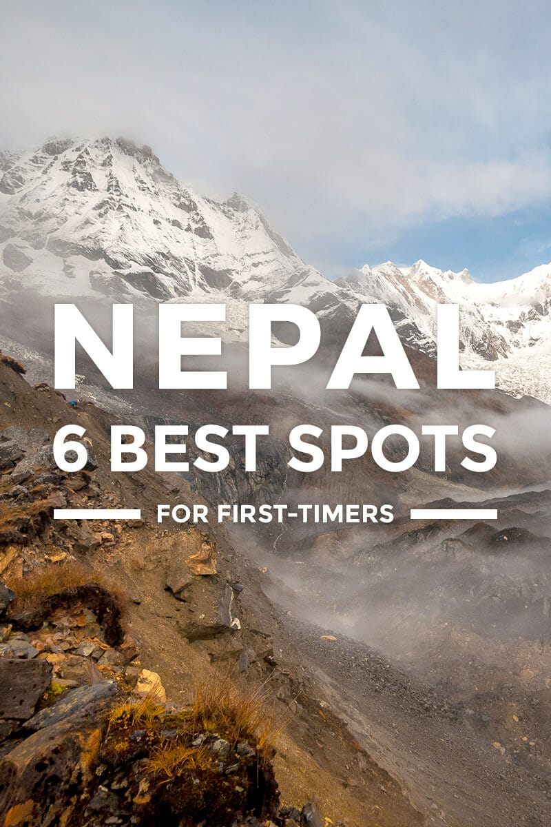 9 Places to Visit in Nepal + Things To Do for First-Timers