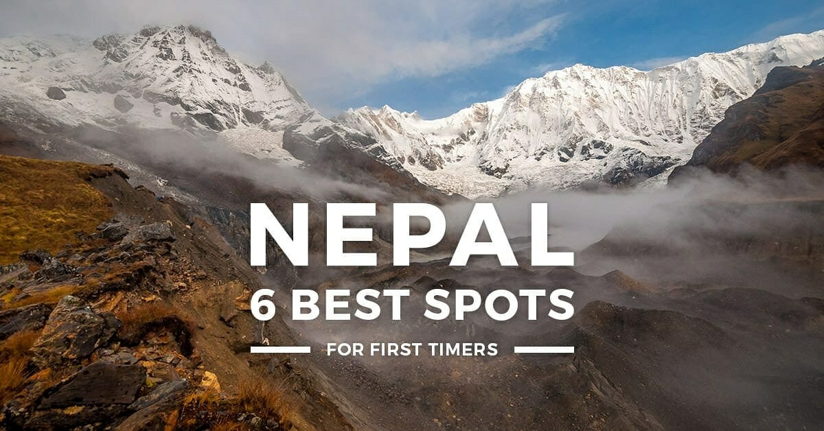 6 Best Places to Visit in Nepal for First-Timers
