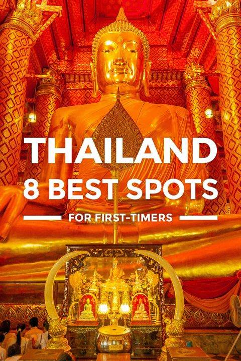 8 Best Places to Visit in Thailand for First-Timers