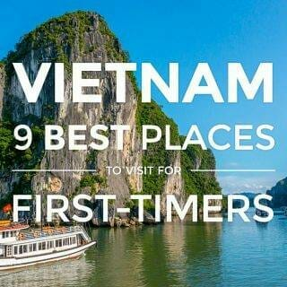 Vietnam – 9 Best Places to Visit for First-timers