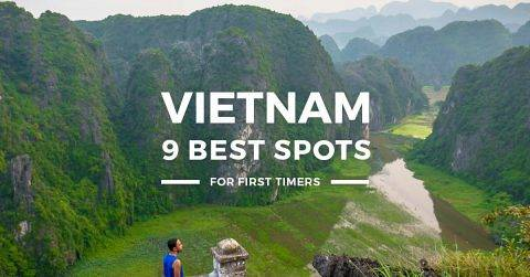 9 Best Places to Visit in Vietnam for First-Timers