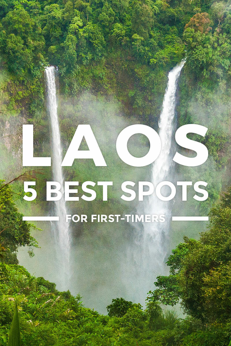 5 Places to Visit in Laos + Things To Do for First-Timers