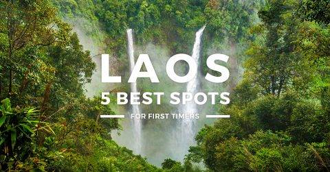 5 Best Places to Visit in Laos for First-Timers
