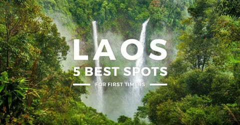 5 Places To Visit in Laos