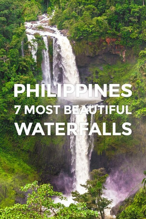 7 Best Waterfalls In The Philippines Most Beautiful