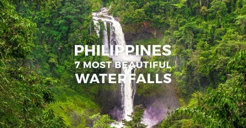 Philippines Waterfalls