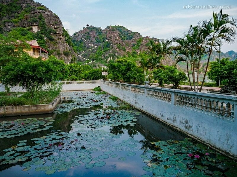 Waking up to this view was sumblime, in Ninh Binh, Vietnam, on September 2015