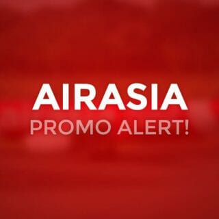 AirAsia P1.1 Red Flash Sale for July to September Travel