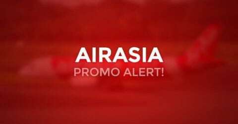 P590 ALL-IN! AirAsia Promo on Manila, Clark and Cebu Flights for 2019 to 2020 travel