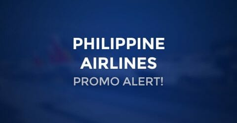 Philippine Airlines LABOR DAY PROMO on Local & International Flights