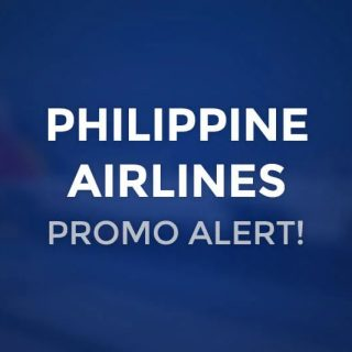 EXTENDED! Philippine Airlines 2020 New Year Sale on Domestic & International Flights