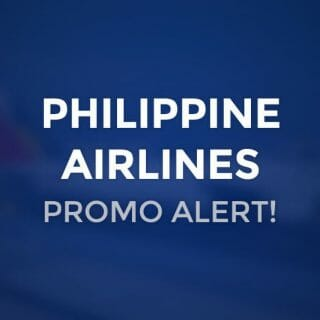 PAL P788 Philippine Flights Promo for 2019 to 2020 Travel