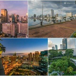 Around Metro Manila (Part 1) – Makati, Manila Bay, Quezon City