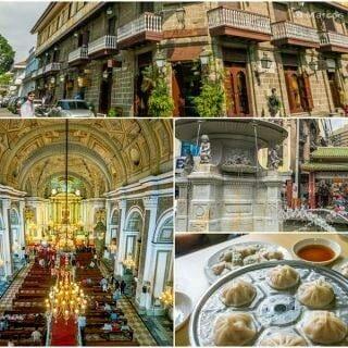 Binondo Chinatown & Intramuros Heritage Photowalk (Metro Manila Part 2)