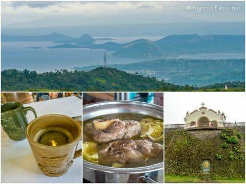 Tagaytay and Lake Taal Day Trip