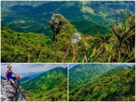 Summit Climb to Mt. Agua Colonia and Bato Dungok in Iloilo