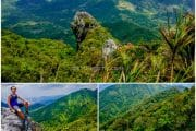 Summit Climb to Mt. Agua Colonia and Bato Dungok in Iloilo