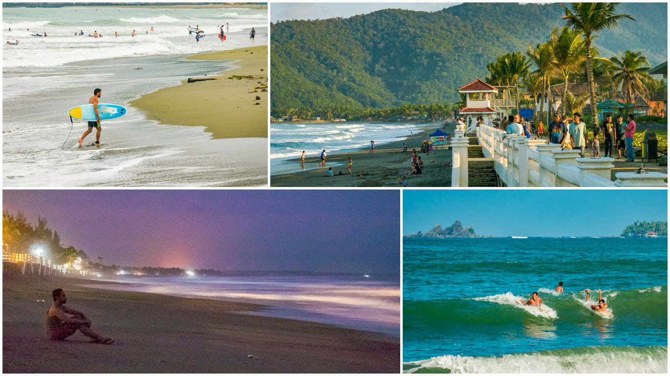Baler Surfing & Sabang Beach