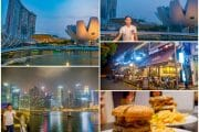 Marina Bay, Little Holland, Orchard Road & Singapore-Changi Airport