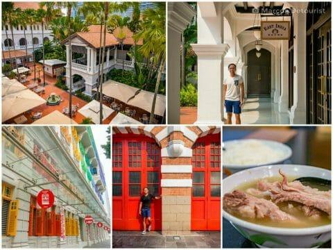 Around Singapore Riverside & Colonial District