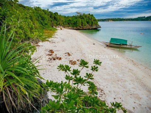 Tando, Guimaras Beaches Hike and Boat Tour
