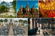 North Thailand Heritage Trail 1-Month Highlights