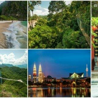 Malaysia & South Thailand Overland 3-Week Highlights