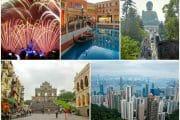 Hong Kong & Macau Theme Parks & Cityscapes