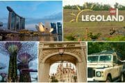 Singapore & Legoland Malaysia 5-Day Highlights