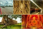 Central Thailand Stopover 10-Day Highlights
