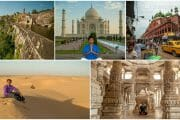 North India Heritage Trail 1-Month Highlights