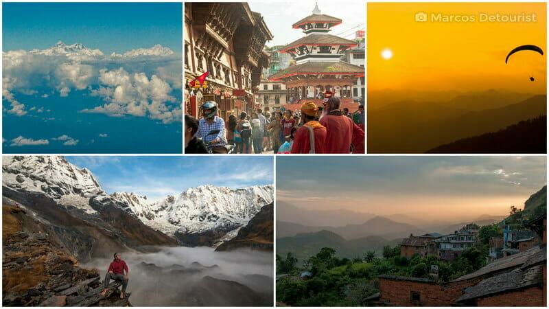Nepal Annapurna Trek & Heritage Sites 1-Month Highlights