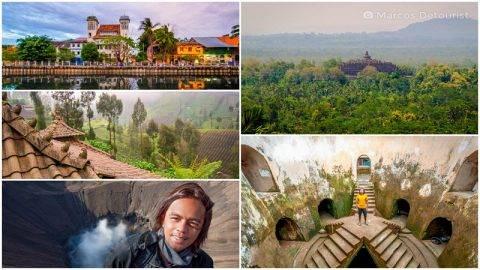 Java, Indonesia 2-Week Highlights — Jakarta, Yogyakarta & Mount Bromo