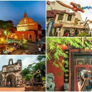 Melaka 4-Day Highlights — Around the Historical City of Malacca