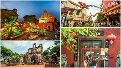 Melaka 4-Day Highlights — Around the Historical City of Malacca