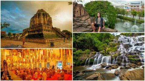 Chiang Mai 3-Week Highlights — Old City, Temples & Outskirts