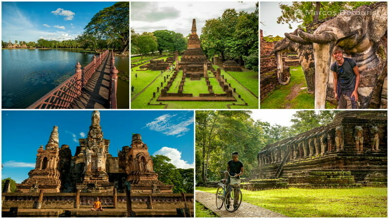 Sukhothai & Kamphaeng Phet 4-Day Highlights