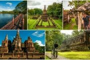 Sukhothai & Kamphaeng Phet 4-Day Highlights